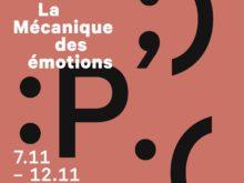 La Mécanique des émotions – rencontres Michel Foucault, Poitiers du 7 au 12 novembre 2017
