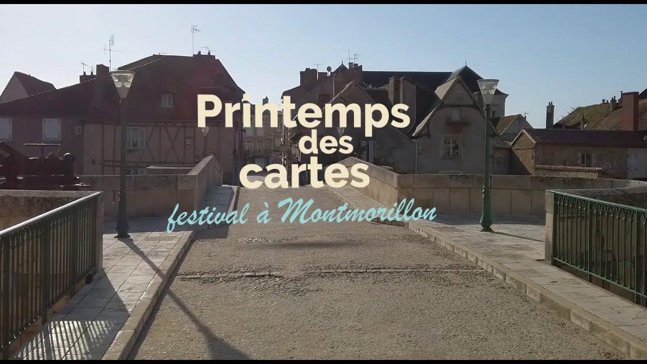 Festival Printemps des cartes à Montmorillon