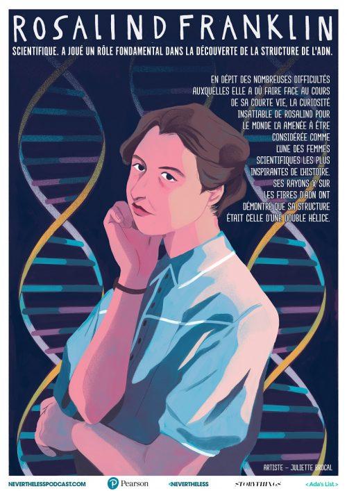 Exposition Femmes scientifiques à travers le monde