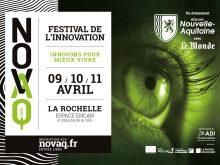 NOVAQ 2020 - Festival de l'innovation à La Rochelle