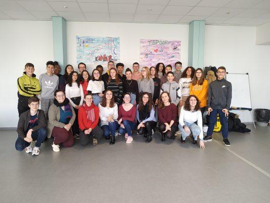 SEME au collège Jean Moulin de Poitiers